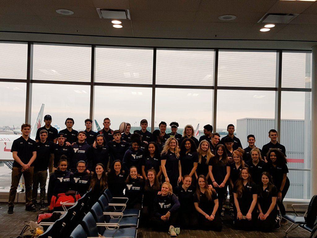 Seven Vikings Representing Ontario at National 7s Championships