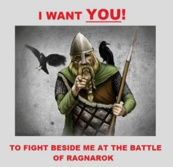 Vikings Want You!